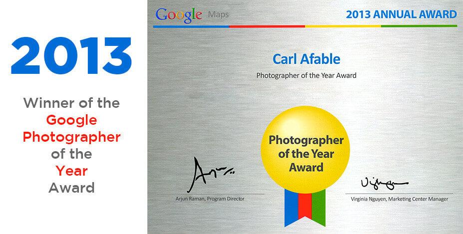 2013 POY award